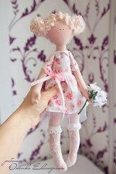 Тряпичные куклы под заказ