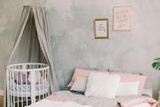 Детская круглая кроватка (8 трансформаций)